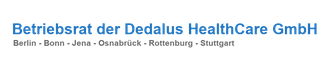 Dedalus HealthCare Mitarbeiteraktionen Logo