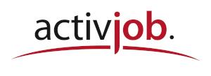 activjob Mitarbeiteraktionen Logo