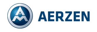 AERZEN Mitarbeiteraktionen Logo