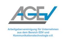 AGEV Mitarbeiteraktionen Logo
