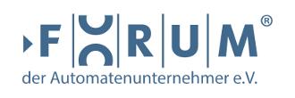 FORUM Mitarbeiteraktionen Logo