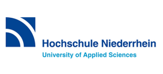 Hochschule Niederrhein Mitarbeiteraktionen Logo