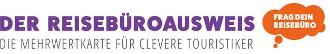 reisebueroausweis Mitarbeiteraktionen Logo