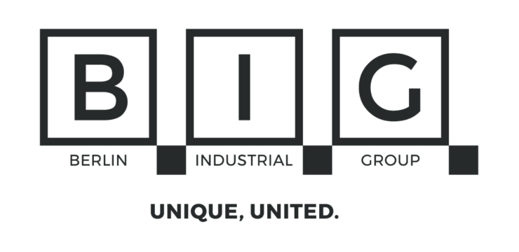 Berlin.Industrial.Group. Logo