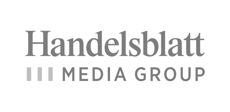 Logo Handelsblatt Media Group
