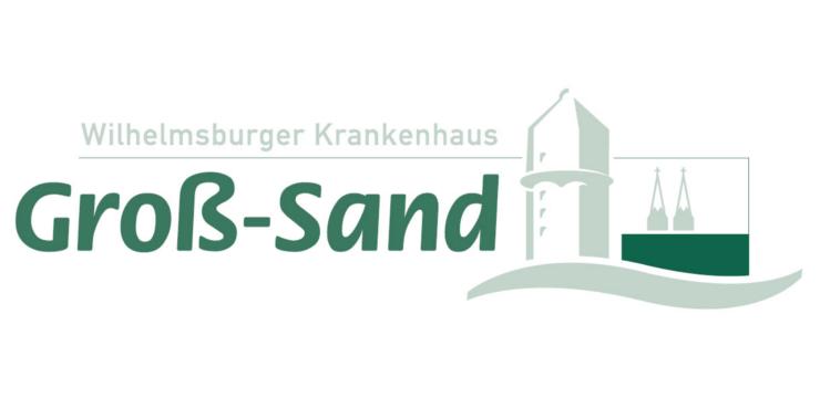 Logo Wilhelmsburger Krankenhaus Groß-Sand