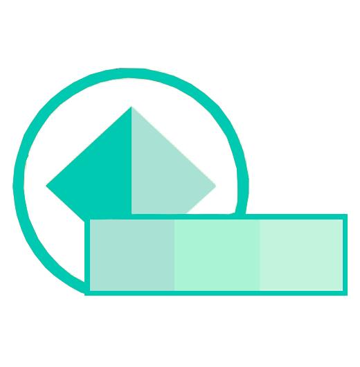 Logo und Farbpalette